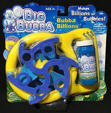 New - BIG BUBBA Bubba Billions BUBBLE MAKER - Hasbro KOOSH 2002 - Rare Toy!