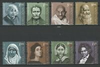 Moldova 2019-2020 Famous people 8 MNH stamps