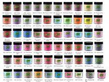 SNS Nail Color DIPPING POWDER No Liquid,No Primer,No UV Light U Pick 1oz 246-338