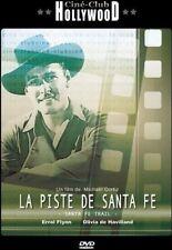 26940//LA PISTE DE SANTA FE ERROL FLYNN CINE CLUB HOLLYWOOD DVD NEUF