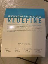 RODAN + FIELDS REDEFINE REGIMEN BRAND New Expiration 02/22