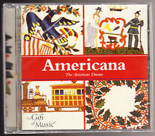 AMERICANA - THE AMERICAN DREAM - NEW & SEALED CD (2005)