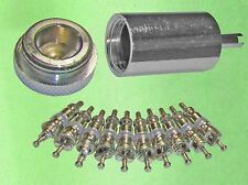 Acces Valve Core Remover Installer 10 Replacement Cores For Ac Amp Refrigeration