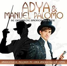 Adya - Adya & Manuel Palomo - CD