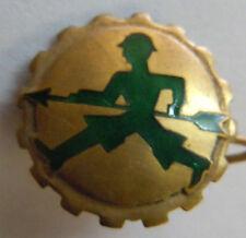 insigne boutonnière 1939 Régiment du Train émail  miniature ORIGINAL WWII France