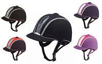 Harry Hall legend plus vented horse riding hat helmet BSI kitemark BSEN1384