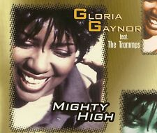 Gloria Gaynor Feat. The Trammps Maxi CD Mighty High - Holland (EX+/EX)