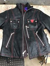 Walter Leather Company Custom Made Riding Jacket and Chaps - XS, Used