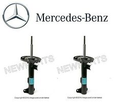 Mercedes W203 C32 AMG Set of Front Left and Right Struts Shocks Assy Genuine