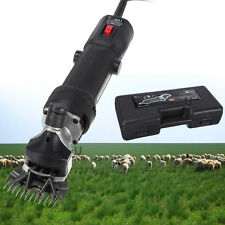 320W Farm Livestock Supplies Sheep Shears Goat Clippers Animal Shave Grooming CE