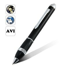 REAL WORKING SPY PEN CAMERA VIDEO RECORDER 960p FULL HD MOTION DETECTION & SOUND