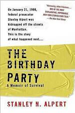 The Birthday Party: A Memoir of Survival-ExLibrary
