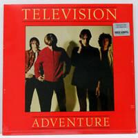 Television Adventure LP VINYL Elektra 2019 NEW