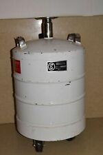 Cryofab Modello #CFL-25 25 Litro Liquido Azoto Dewar W/ Castered Ruote