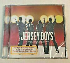 JERSEY BOYS CD Original Broadway Cast Recording NEW/SEALED Broadway Musical