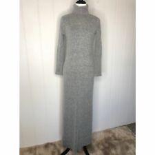 Vintage 70's Oscar De La Renta Long Sweater Dress
