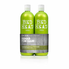 TIGI BEDHEAD URBAN ANTIDOTES RE-ENERGIZE SHAMPOO AND CONDITIONER TWEEN DUO