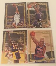 Kidd, Hill, Jones & Robinson  - Rookie - Skybox E-motion 1994/95