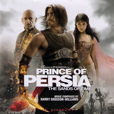 Prince of Persia: the Sands of Time-est [2010] | Harry Gregson-Williams | CD