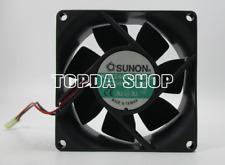 SUNON KDE2408PTB3-6 Fan 80*80*25mm  DC 24V 2.4W 2pin