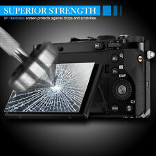 Tempered Glass Screen Protector Film For Sony Alpha A6000 A6300 A5000 DSLR