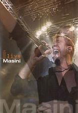 DVD Marco Masini Live