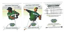 2018 DAYTONA TORTUGAS TEAM SET COMPLETE MINOR LGE  - HIGH A CINCINNATI REDS