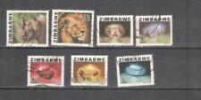 S6696 - ZIMBABWE 1980 - LOTTO DALLA SERIE - VEDI FOTO
