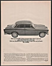 1965 VOLVO 122S Sedan Car Photo AD