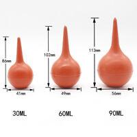 EAR SYRINGE 30/60/90ML BULB ASPIRATOR REMOVE EAR WAX AND DEBRIS-LARGE-CAPACITY
