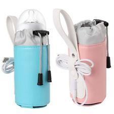 Travel Portable Cup Usb Heater Baby Bottle Warmer Bag Infant Feeding Bottle Tote
