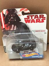 HOT WHEELS CHARACTER CARS STAR WARS DIECAST - Darth Vader - Combined Postage
