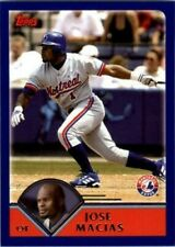 A2618- 2003 Topps Baseball Cards 524-721 +Inserts -You Pick- 10+ FREE US SHIP