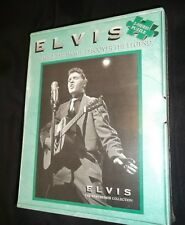 NEW ELVIS PRESLEY WERTHEIMER COLLECTION 550-PC 2 SIDED JIGSAW PUZZLE SEALED