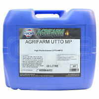 Fuchs AGRIFARM UTTO MP Super Performance Gear & Hydraulic Oil 20 Litres 20L