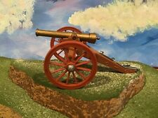Timpo Civil War Cannon 54mm toy soldiers