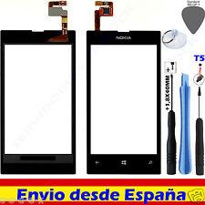 Pantalla Tactil Digitalizador Digitizer Nokia Lumia 520 525 Negra Con Adhesivo