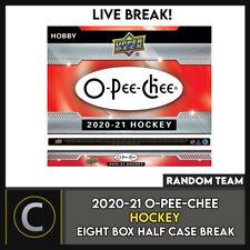 2020-21 - PEE-CHEE Hockey O 8 Hobby Caja (mitad Case) romper #H904 - equipos al azar