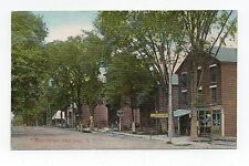 DB Postcard,Main Street,Port Ann,N.Y.,New York,1922,Harvey Winegar New Room