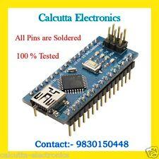 USB Nano V3.0 ATmega 328 16M 5V Micro-controller CH340G Board Arduino CE-A002
