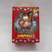 Garfield Trim A Tree Ornament Ballet Figure - PAWS RARE  ,   h#2