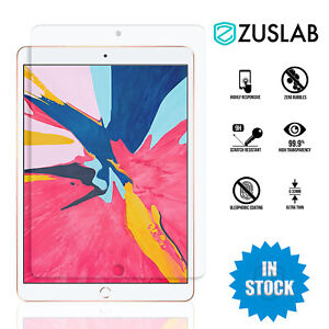 For Apple iPad 8 7 6 5 Air 3 2 mini 5 4 3 2 Gen Tempered Glass Screen Protector