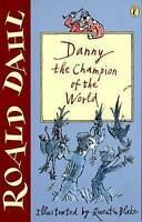 Danny the Champion of the World (Puffin Fiction) by Roald Dahl, Acceptable Used