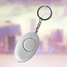 Egg Shape Women Personal Safety Alarm Keyring Children School Emergency Alert NC