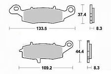 Jeu 2 plaquettes frein Avant Suzuki C 1500 INTRUDER 2005 - 2006