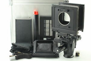 [Near MINT in CASE] Sinar F1 4X5 45 Large Format Monorail View Camera from JAPAN