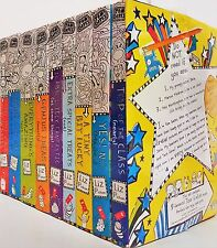 Tom Gates Collection 9 Books Set Brand New, Excellent Ideas, A Brilliant World L