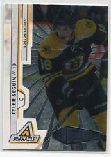 2010-11 Pinnacle Rink Collection 203 Tyler Seguin Rookie