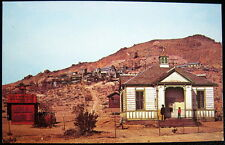 PALMDALE CA ~ 1950's One Room School House ~ TROPICO GOLD CAMP