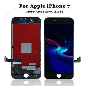 For iPhone 7 LCD 3D Touch Screen Replacement Digitizer Retina Display Assembly